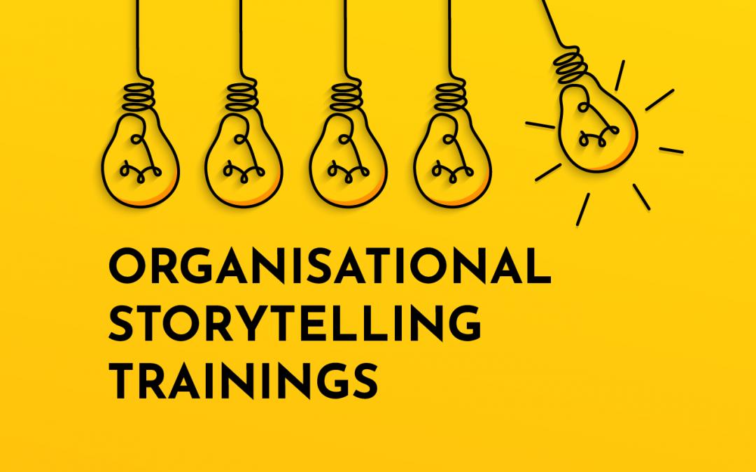 ORGANISATIONAL STORYTELLING TRAINING